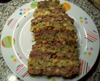 healthy meatloaf recipe