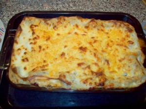 cheap healthy vegetable lasagna