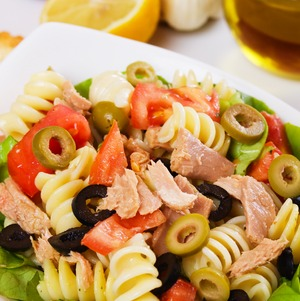 Pasta Salad Recipe with Tuna
