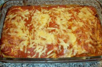 easy enchilada recipes