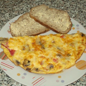 Healthy Omellette