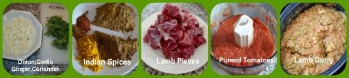 Recipe for Lamb Curry