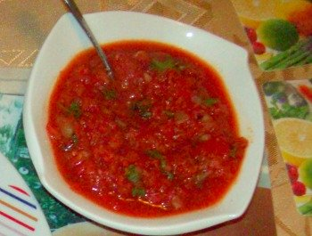 Salsa Dip Recipe